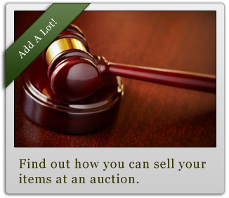 Add a lot at an auction